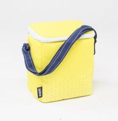 Termotaška taška Holiday 5 litrů, žlutá