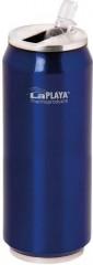 Termoplechovka 0,5L COOL CAN, modrá
