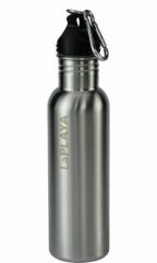 Nerezová láhev s karabinou CARABINER 750ml