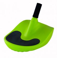 AlpenZipfel bobovací kluzák zelený